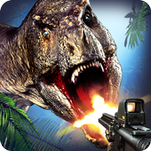 Rampage Dino Shooting 3D icon