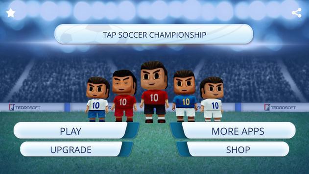 Tap Soccer poster