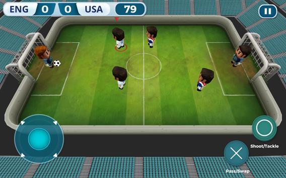 Tap Soccer apk screenshot