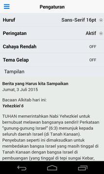 GEMA - Gerakan Membaca Alkitab apk screenshot