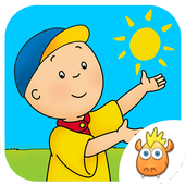 A Day with Caillou on pc