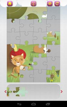 Puss in Boots Jigsaw Tale screenshot 5