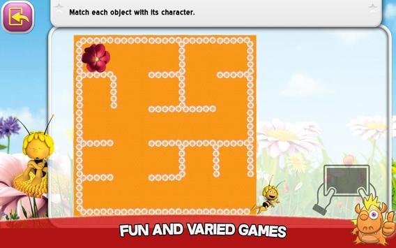 Maya the Bee: Play and Learn apk screenshot