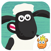 Shaun learning games for kids icon