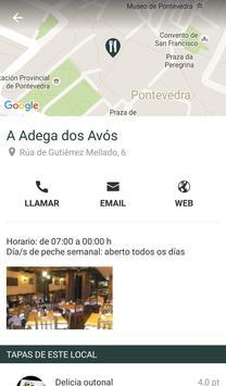 QuedamosdeTapas apk screenshot
