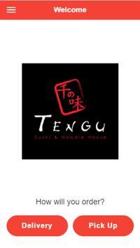 Tengu Sushi poster