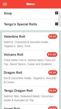 Tengu Sushi apk screenshot