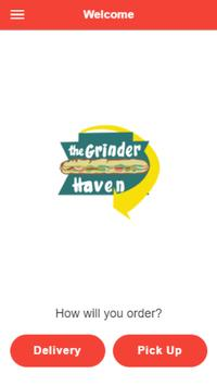 The Grinder Haven poster
