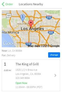 The King of Grill apk screenshot