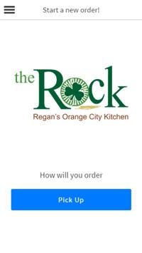 The Rock Regan's Kitchen poster