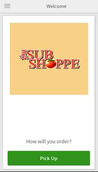 The Sub Shoppe poster