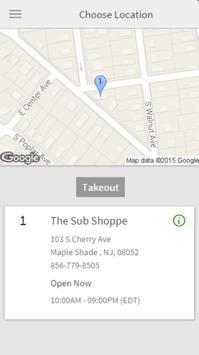 The Sub Shoppe apk screenshot