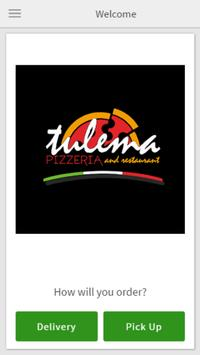 Tulema Pizzeria and Restaurant poster