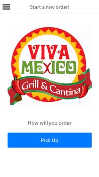 Viva Mexico Grill poster