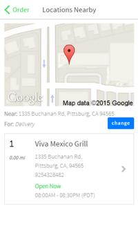 Viva Mexico Grill screenshot 1