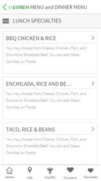Viva Mexico Grill screenshot 2
