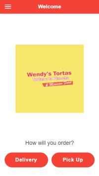 Wendy's Tortas poster