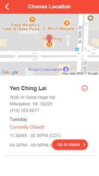 Yen Ching screenshot 1