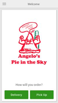 Angelos Pie In The Sky poster