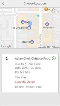 Asian Chef screenshot 1