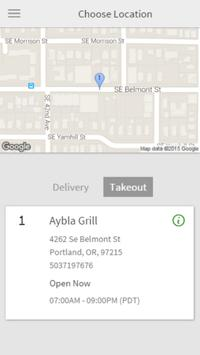 Aybla Grill apk screenshot