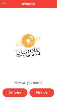 Bagels & Beyond poster