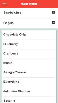 Bagels & Beyond apk screenshot