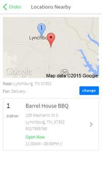 Barrel House BBQ apk screenshot