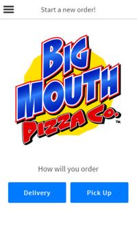 Big Mouth Pizza poster