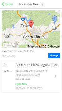 Big Mouth Pizza apk screenshot