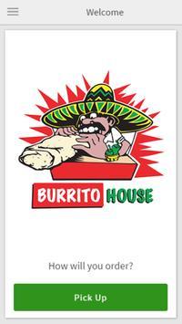 Burrito House poster