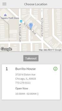 Burrito House apk screenshot