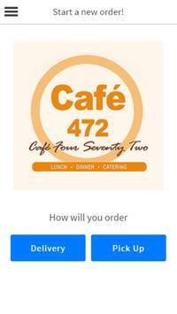 Café 472 poster