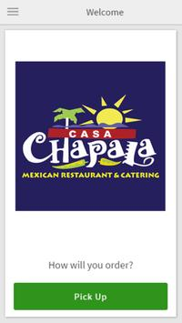 Casa Chapala Mexican Rest poster