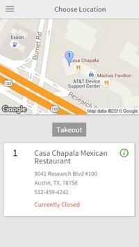 Casa Chapala Mexican Rest apk screenshot