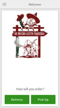 De Mucho Gusto Taqueria poster