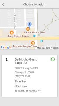 De Mucho Gusto Taqueria screenshot 1