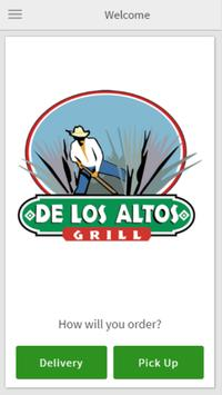 De Los Altos Grill poster