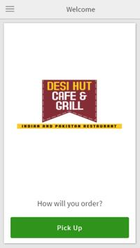 Desi Hut Cafe & Grill poster