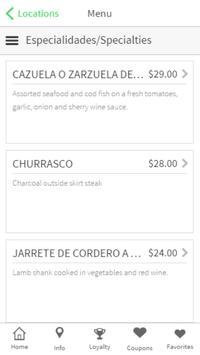 El Bodegon Tapas & Wine apk screenshot