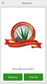 Excelencia Mexicana पोस्टर