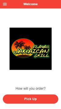 Flavas Jamaican Grill poster
