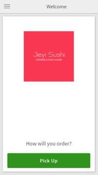 Jieyi Sushi poster