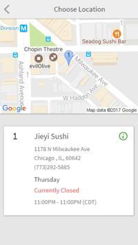 Jieyi Sushi apk screenshot