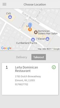 Leña Dominican Restaurant screenshot 1