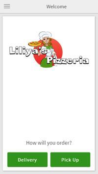 Liliya's Pizzeria poster