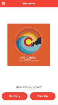 Los Cabos Mexican & Seafood poster