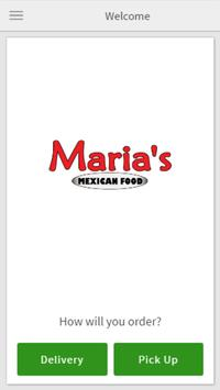 Maria's Mexican Restaurant poster