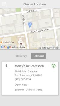 Morty's Delicatessen screenshot 1