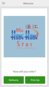 New Hong Kong Star poster